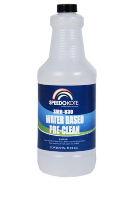SMR-830 Water Based Pre-Clean