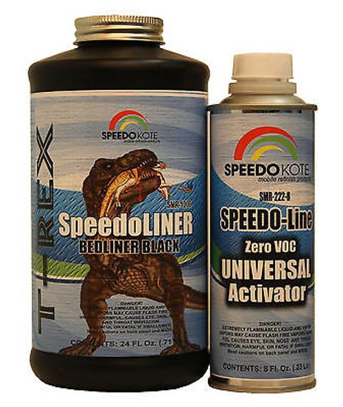 SMR-1000-K1  T-Rex Black Bed Liner