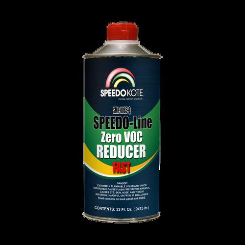SMR-0065-Q  Speedo Zero VOC Reducer Fast Quart