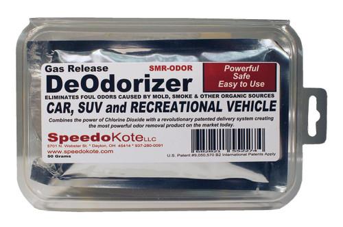 Odor Elimination Technology, SMR-ODOR, 50 Grams CL02