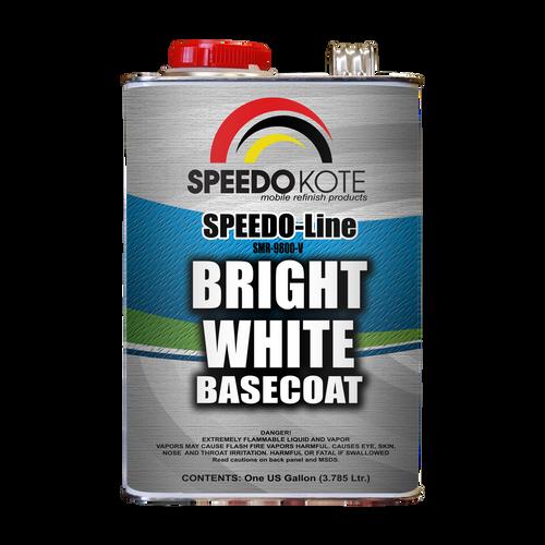 Bright White base coat, Gallon SMR-9800-V
