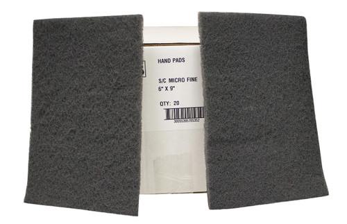 SMR-935 Grey Micro Fine Scuff Pads