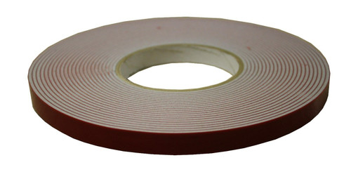 Double sided Indented Molding tape 1/2 inch x 3/32 inch x 30 feet SMT-42