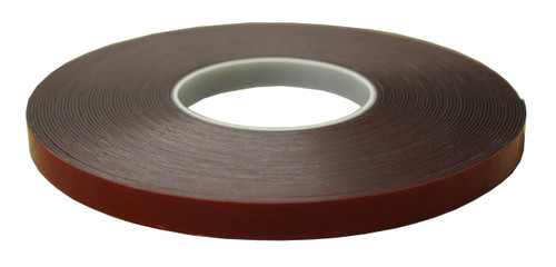 "Double sided side molding tape 1/2"" x 60ft, 1/2 inch x 60 feet, 1 roll SMT-90"