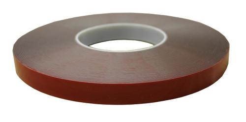 "Double sided side molding tape 5/8"" x 60ft, 5/8 inch x 60 feet, 1 roll SMT-91"