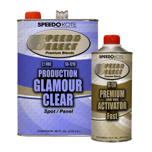 Production Glamour Clear Coat Kit SS-1210/1260
