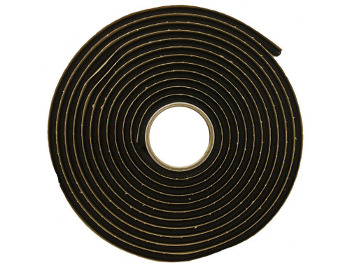 "Windshield Butyl Tape, doors, headlights, Sealant, 3/8"" x 15' roll, SMR-BT38"