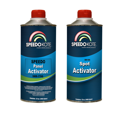 SMR-100 Speedo Clear 2.1 VOC  Gallon kit
