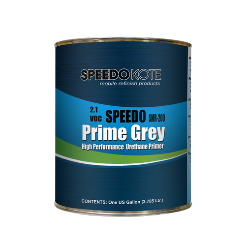 SMR-200  Speedo Prime Gray 2.1 VOC Gallon kit