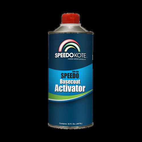 SMR-600-Quart Speedo Basecoat Activator, One Quart