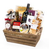Gift Basket Delivery Red Wine