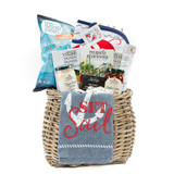 Seafood Lovers Gift Basket