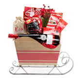 White Wine Gift Baskets