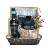 Stuck At Home Wine Gift basket