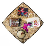 Tea and Spa Gift Basket
