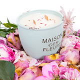 Our gifts feature 100% Soy Candles for Cleaner Non-Toxic Candle Burning