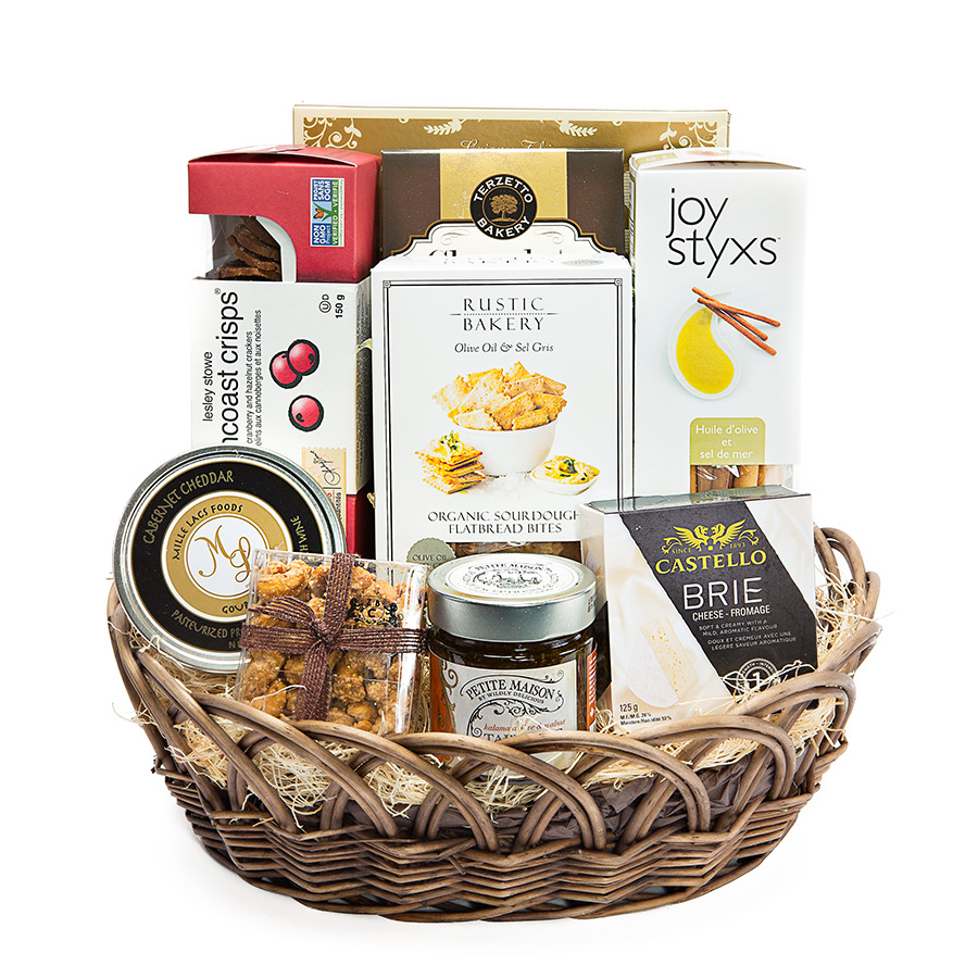 Sharing Gift Basket