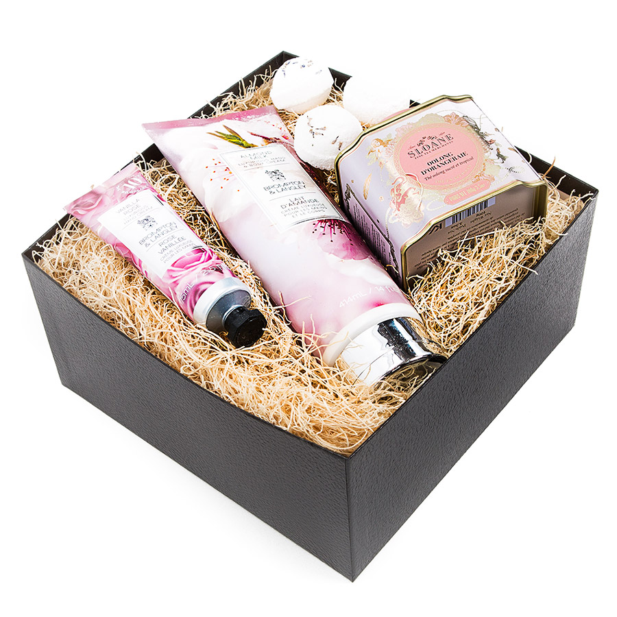 Spa and Tea Gift for Her