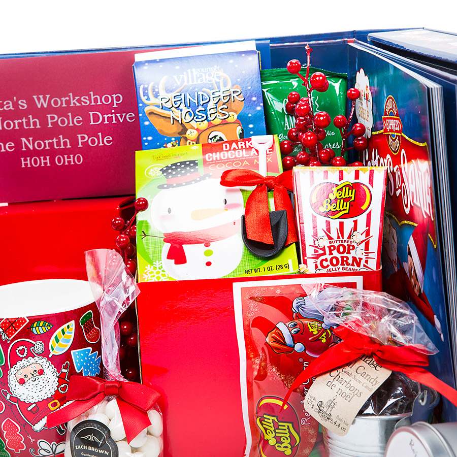 Letters to North Pole Gift