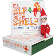 Elf on the Shelf Santas Wish List