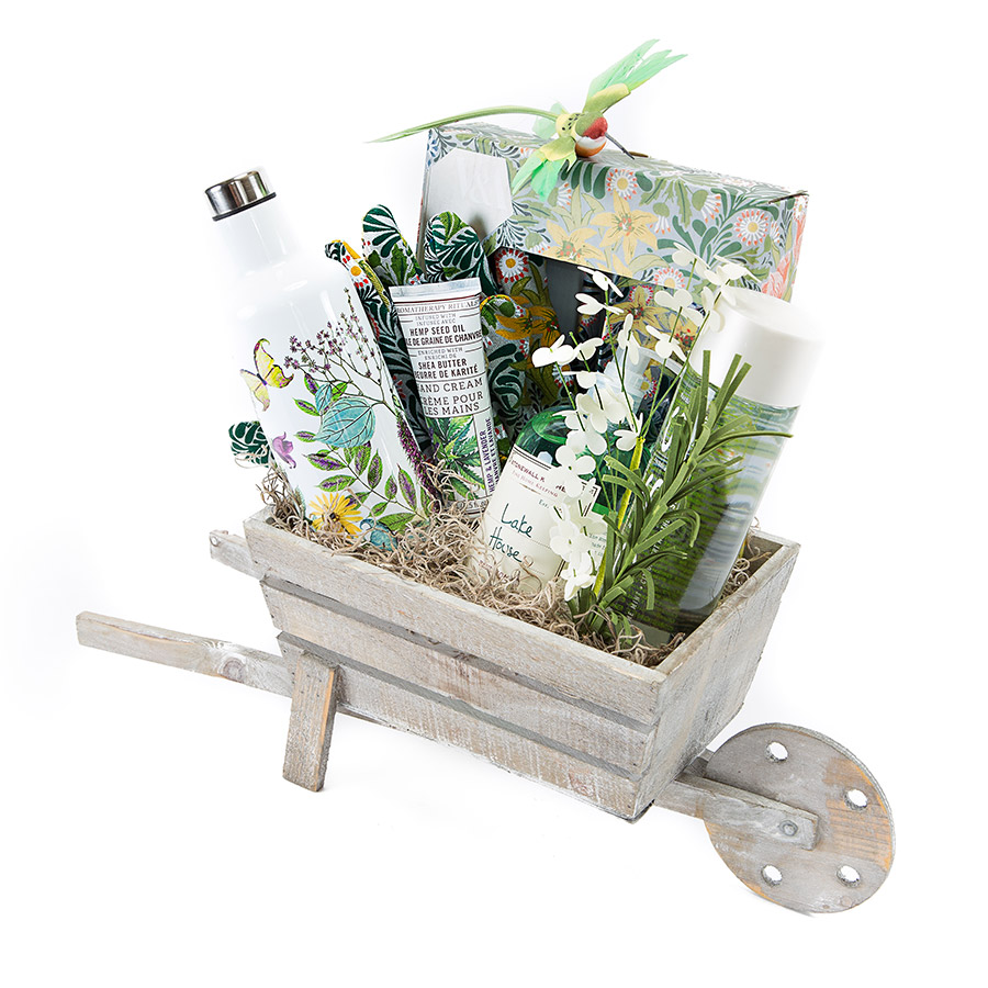 Gardening Gift Baskets Delivery