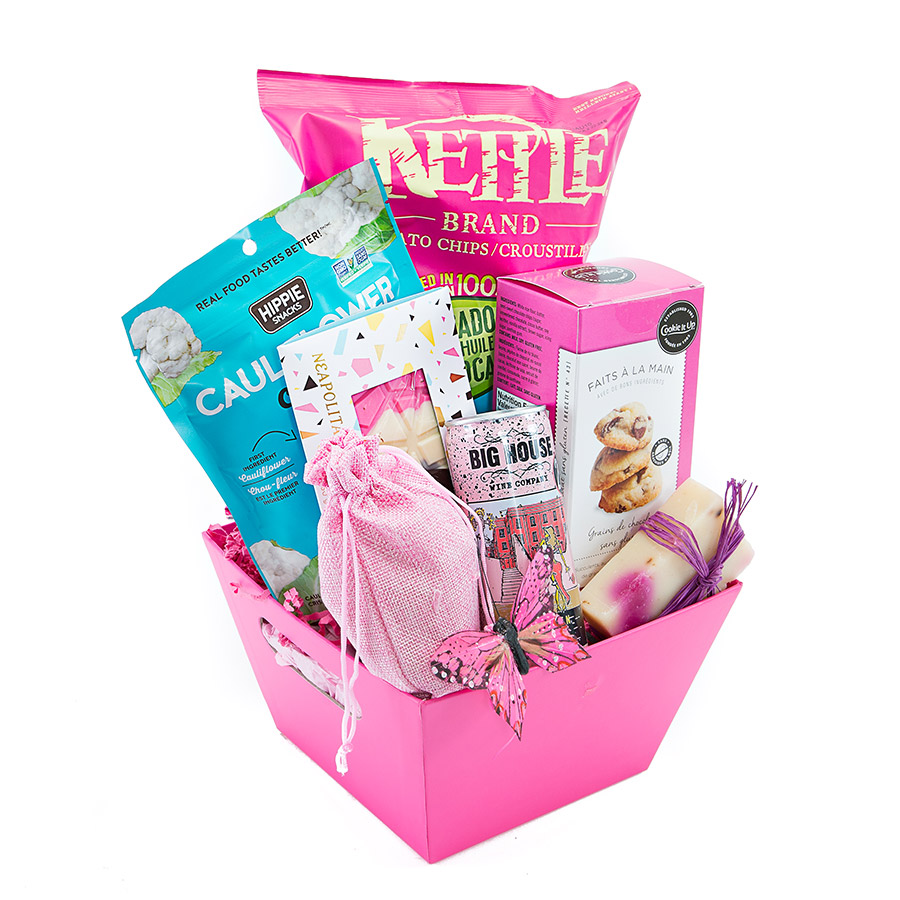 Gift Basket Delivery For Her