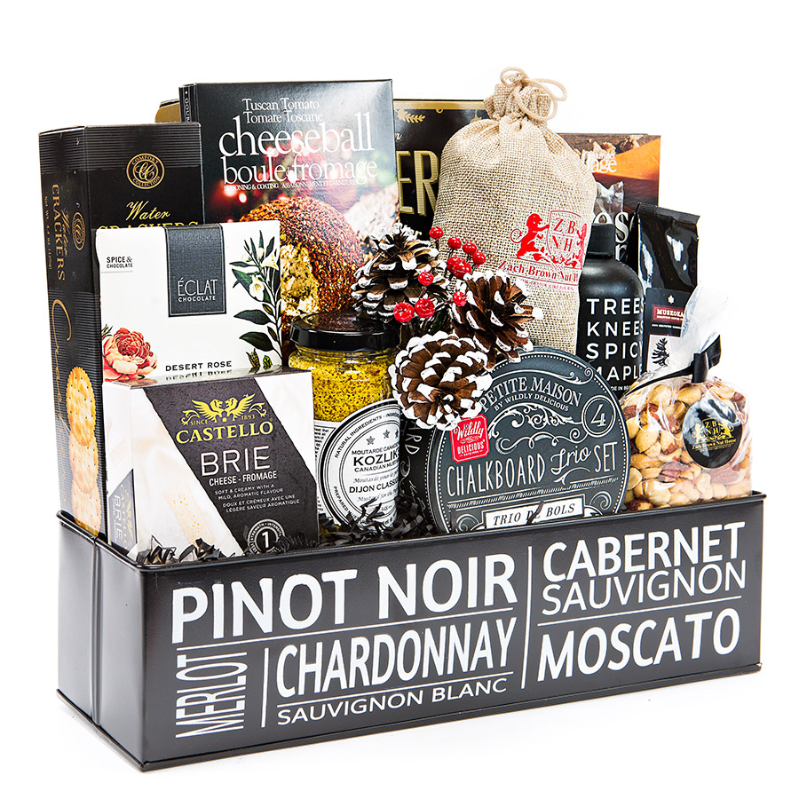 Wine Lovers Gift Basket Delivery Toronto