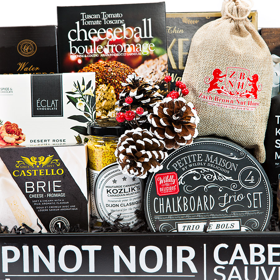 Wine Lovers Gift Baskets Delivery
