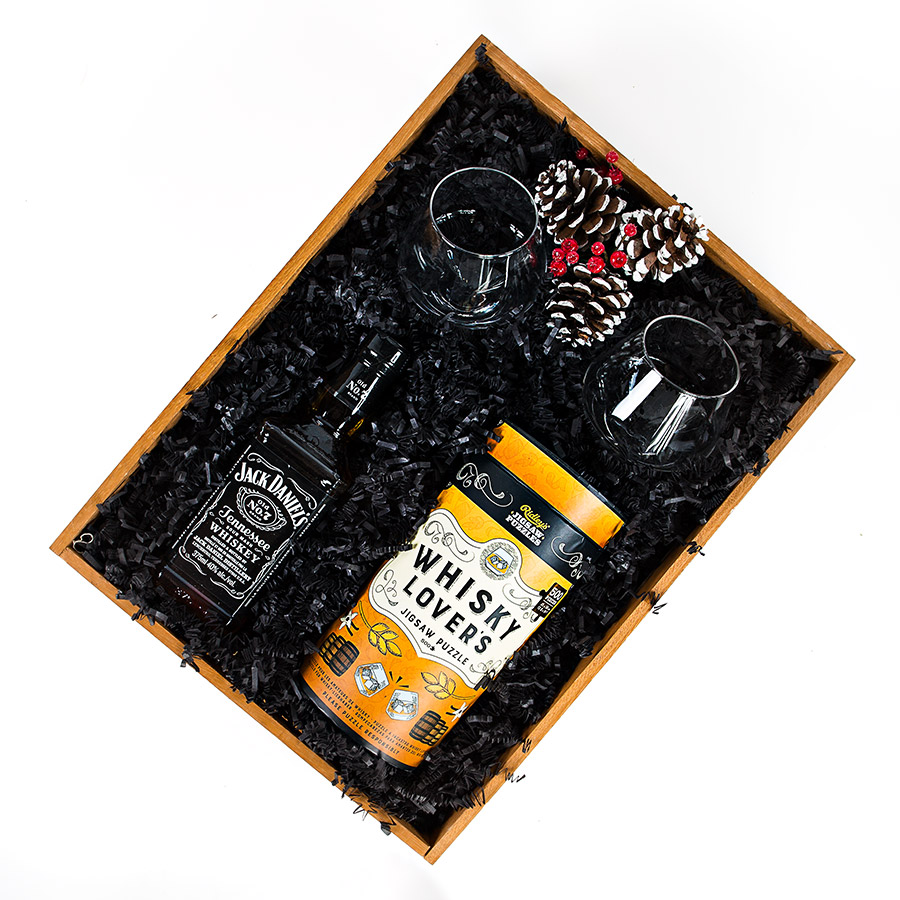 Whisky Lover's Crate