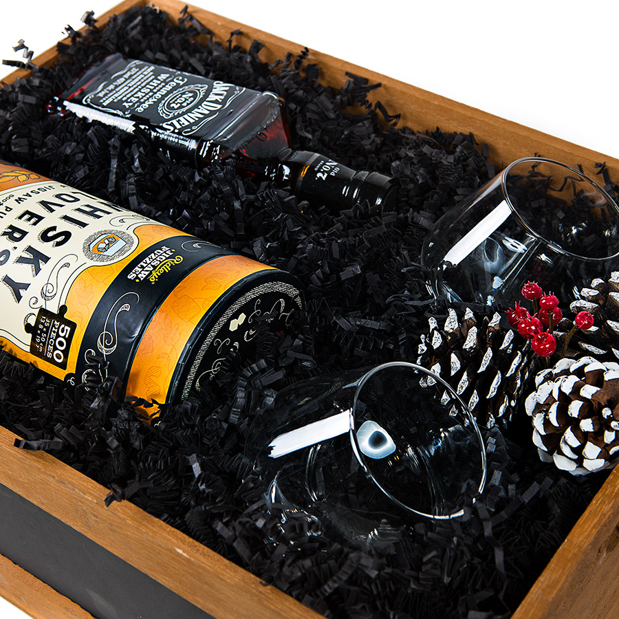 Whisky Gift Baskets