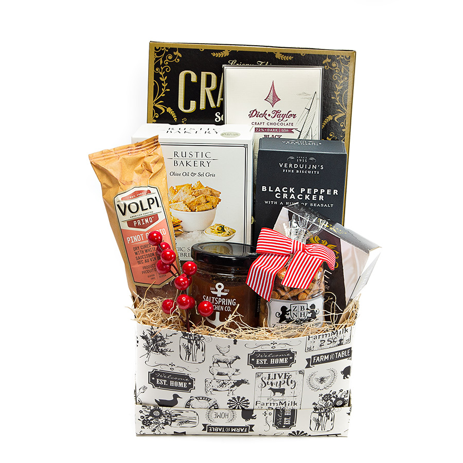 Country Gift Basket