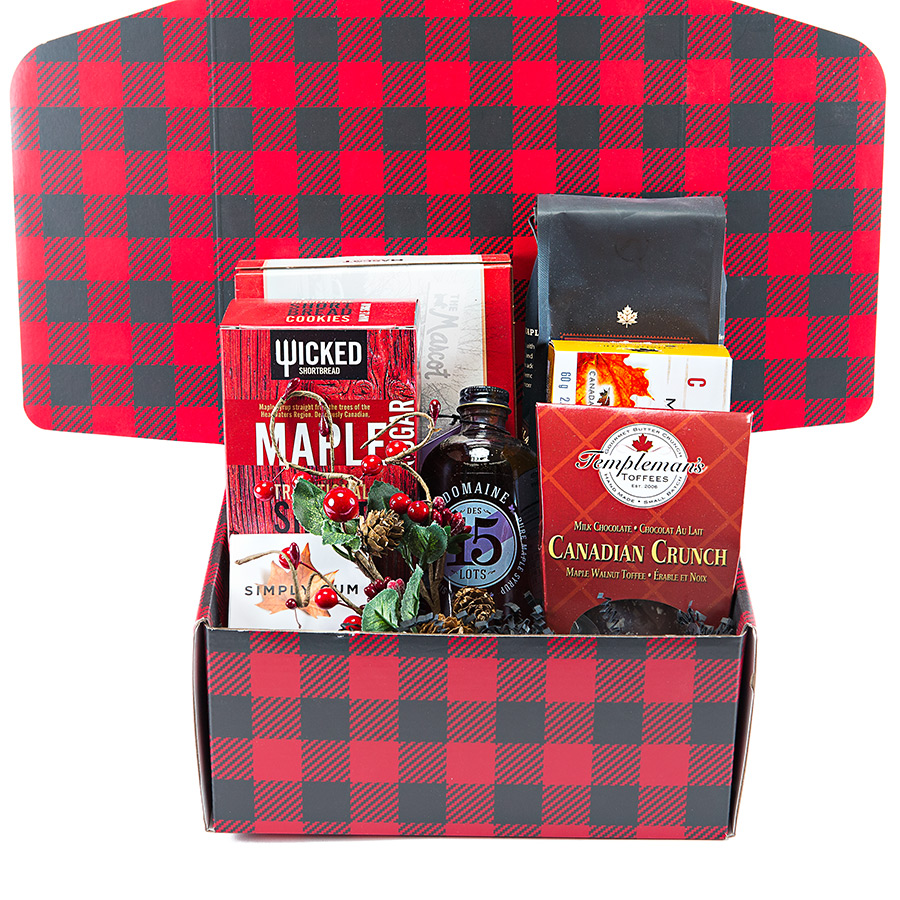 Maple Syrup Gift Delivery