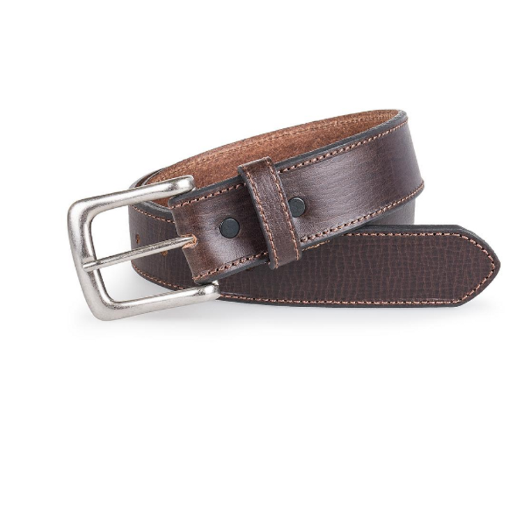 Danbury Work 38 mm Genuine Leathe Belt - 7171500