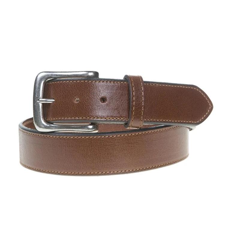 Men's Gem Dandy Brown Made In The USA Belt  - 7172500