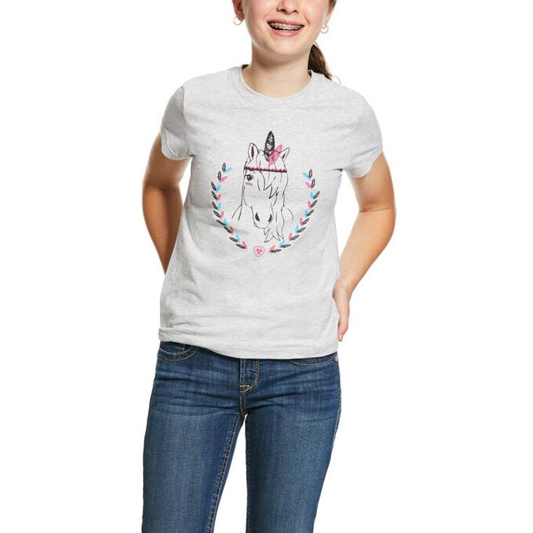 Ariat Kids' Beatnik Horse T-Shirt - 10031003