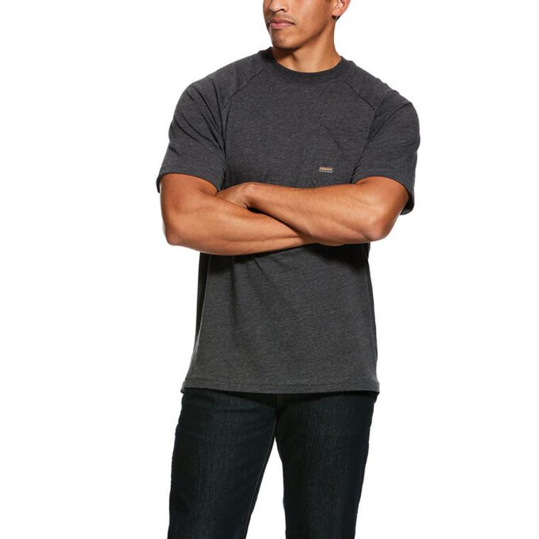 Ariat Men's Rebar Cotton Strong T-Shirt  - 10031018