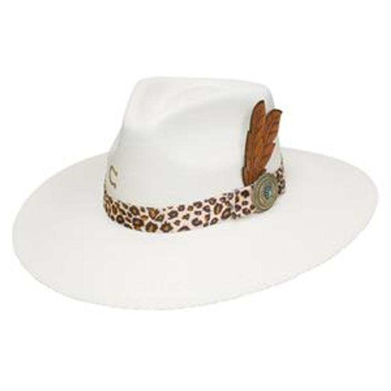 Charlie 1 Horse® Ladies Heatseaker Straw Hat - CSHESK