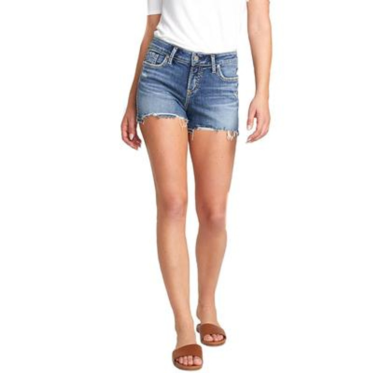 Silver Jeans Ladies' Elyse Shorts - L53002SGX299