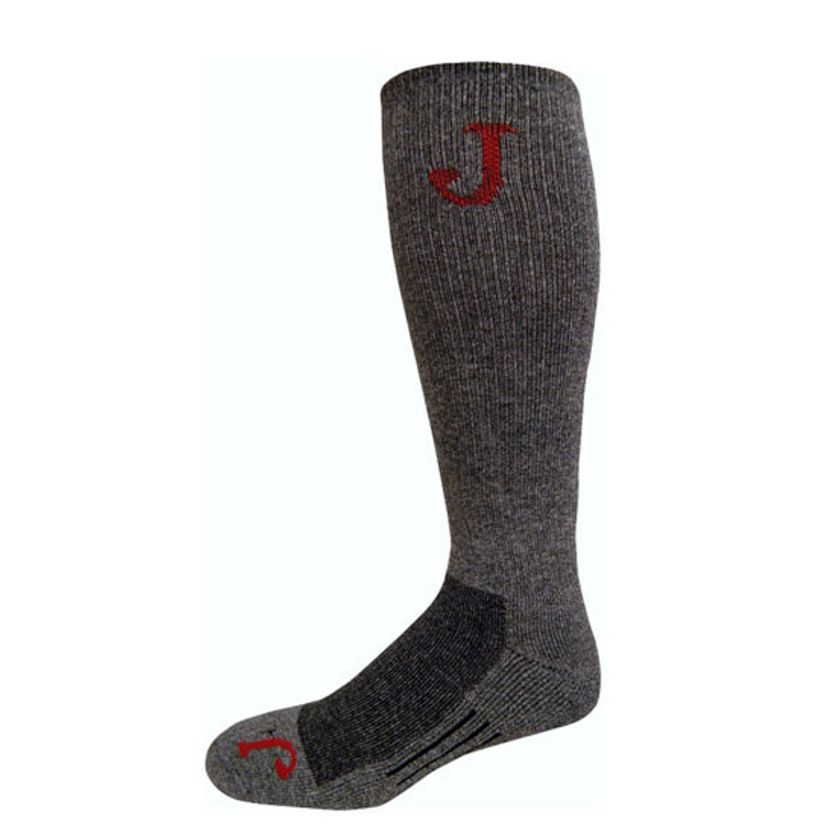 Justin Over The Calf Half Cushion Wicking Socks - 9515