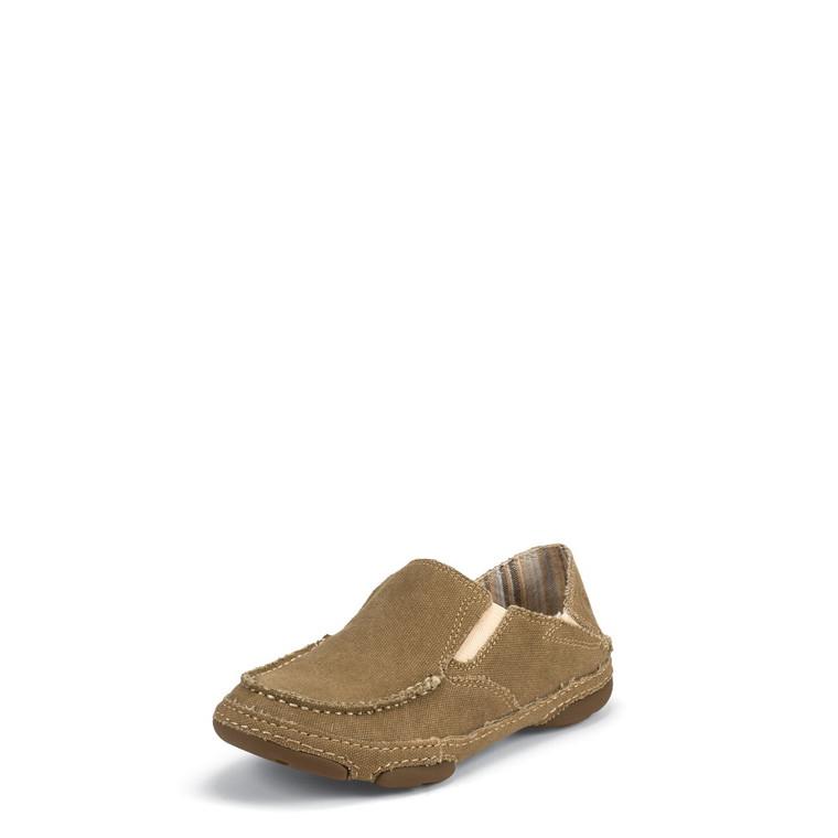 Lindale Wheat Ladies Canvas Shoe - RR3025L