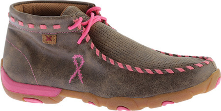 Twisted X Driving Moc Breast Cancer - WDM0051