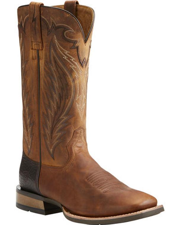 Ariat Men's Top Hand Performance Cowboy Boots - Square Toe - 10021674