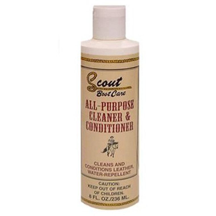 All Purpose Conditioner & Cleaner for Boots