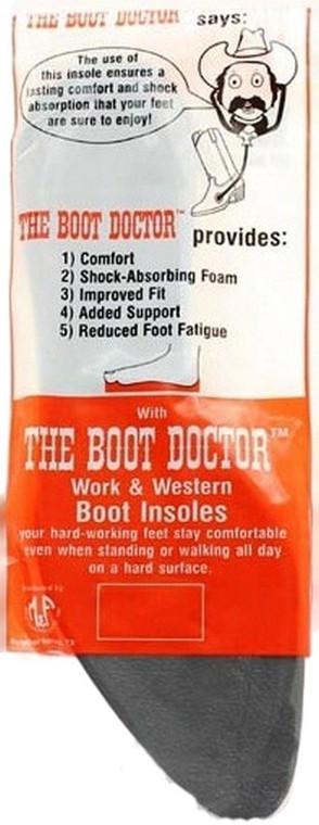 Boot Doctor Ladies' Insoles  - 04089