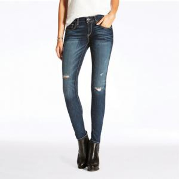 ARIAT WOMENS HIGH STRETCH SKINNY EVENING JEANS   - 10020827