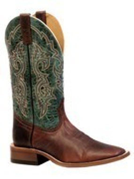 Boulet® Men's Thundercat Rust Vitro Turqueza Boots - 0843