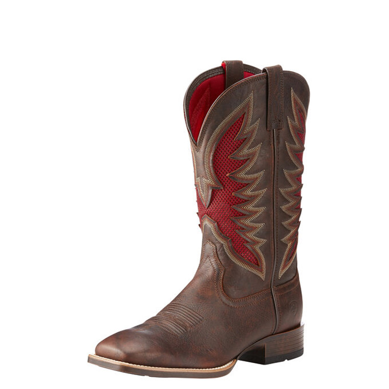 Ariat Men's VentTEK Ultra Western Boot  - 10023174