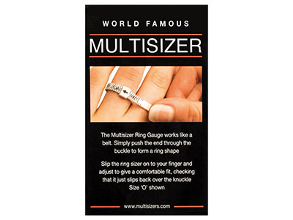 SIGNET RING MULTISIZER - FREE FOR UK ORDER ( INTL ORDERS JUST PAY FOR INTL TRACKED SHIPPING )