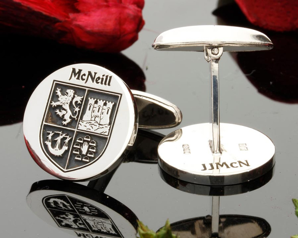 back engraving initials