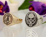 Scottish Clan Rings